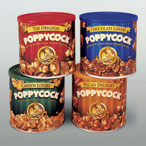 Poppycock Gourmet Popcorn