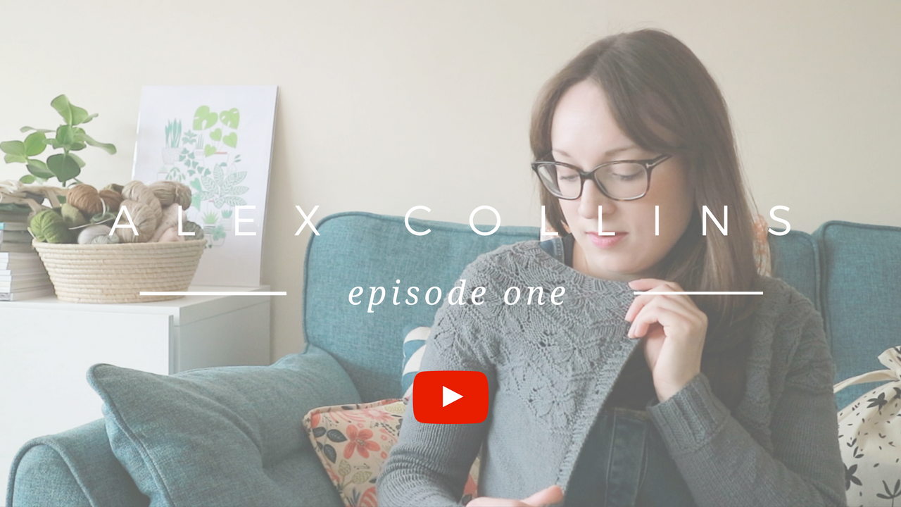 Alex Collins Knitting and Sewing Podcast