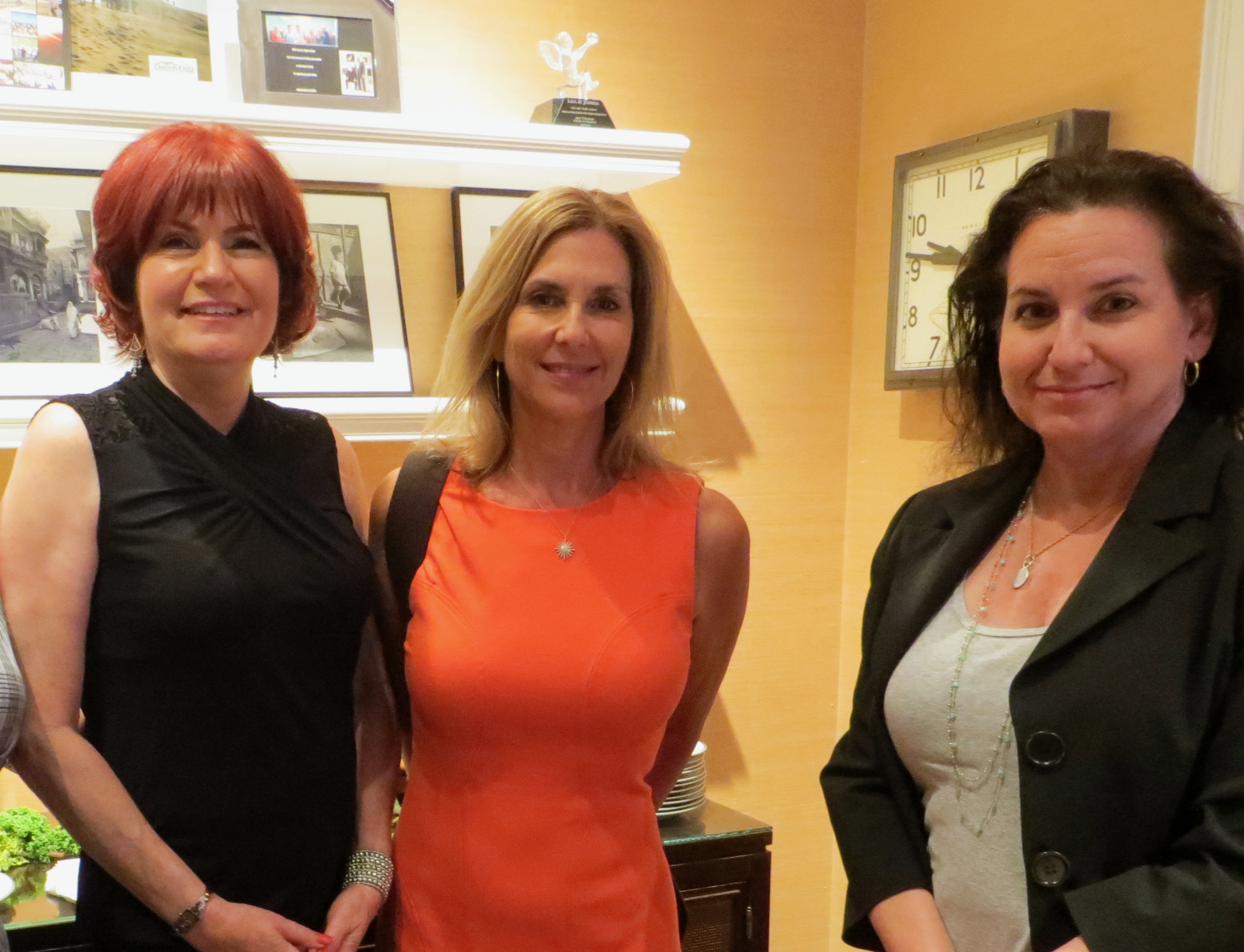 Candy Mintz, AnnDee Levy & Patricia Wolff