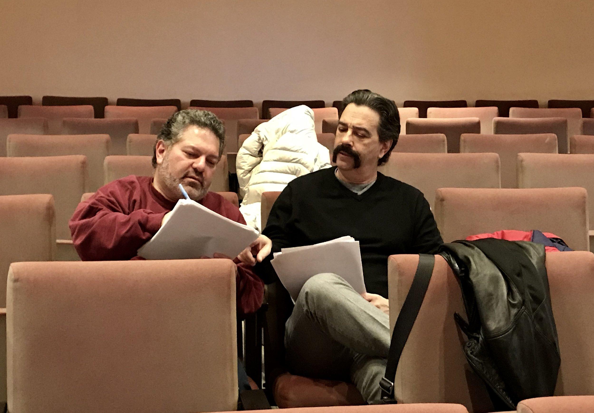Allen Zipper & Dave Caplan