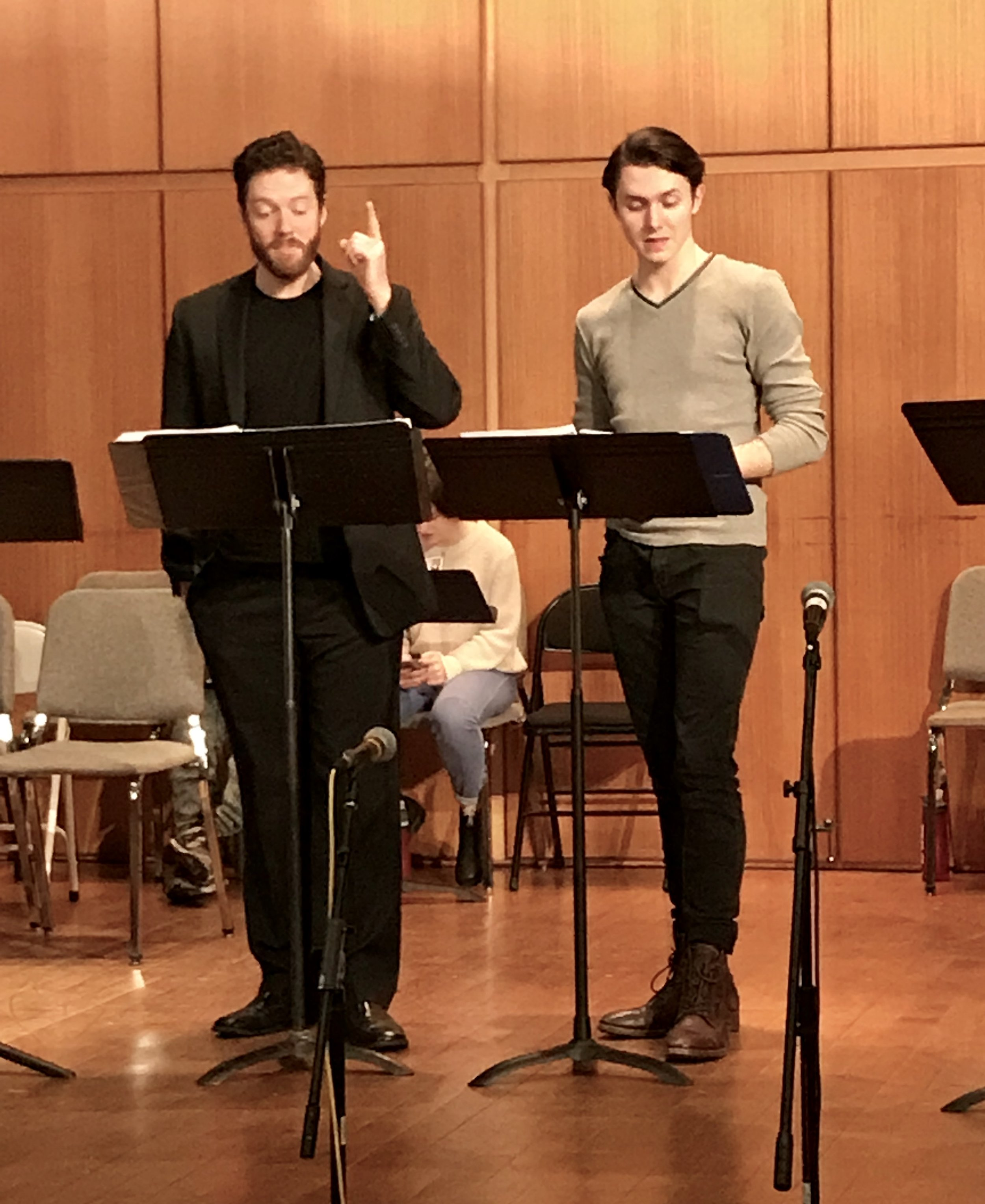 Jake Blouch &Tyler Ivey