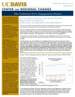 CCEP Policy Brief- Issue One - California Latino and Asian Registration Rates- A Decade of Growth and Disparity.jpg