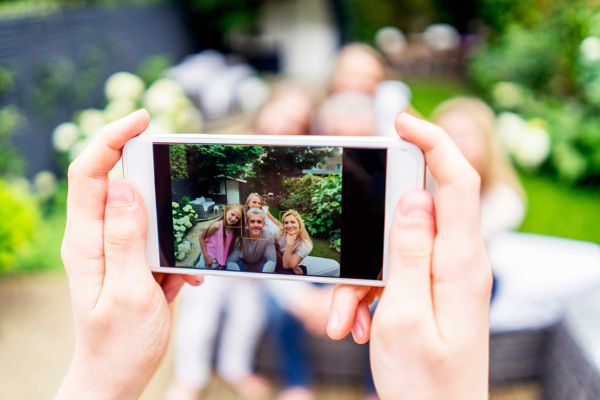 Reader's Digest:  7 Things To Never Share About Your Children On Social Media    What's so risky about posting smiling, finger-painting photos of your kids on social media? Surprisingly, a lot. Here's what not to post to keep your kids safe.