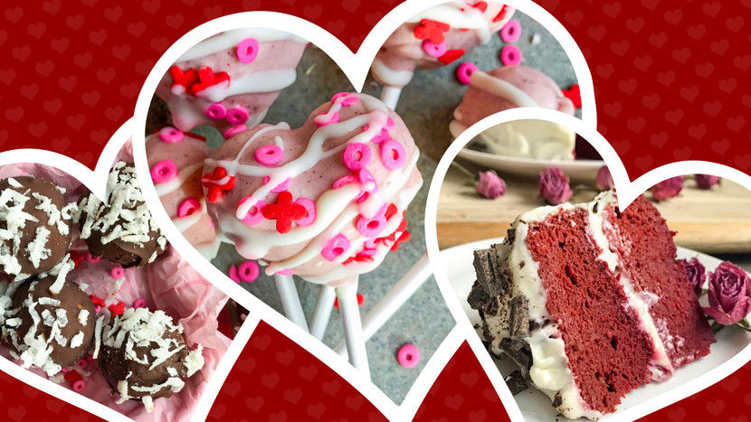 Bodybuilding.com:  3 Sweet Valentine's Day Protein Treats    Skip the store-bought calories bombs and express your love with these protein treats.