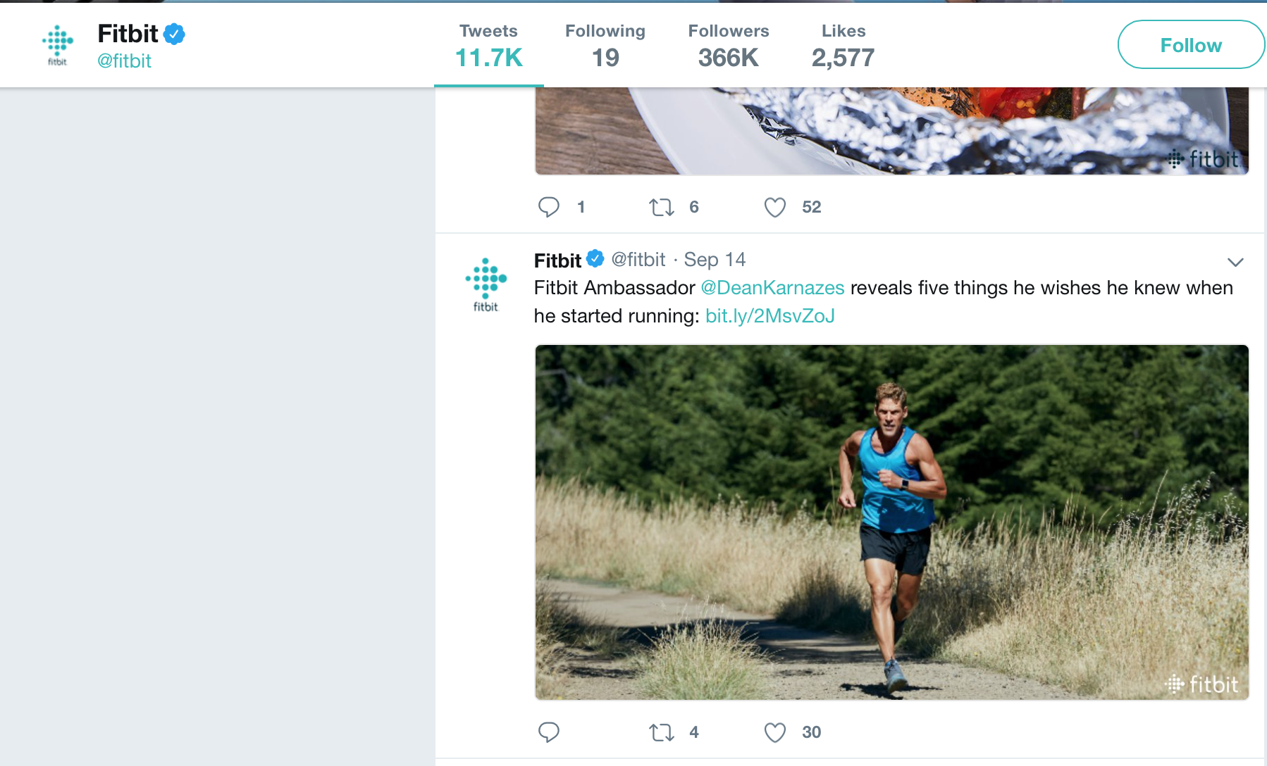 So many of Fitbit users are new to walking and running. The copy for  this post  offered a sneak peek into things they might want to be aware of before hitting the pavement.