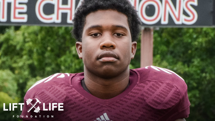Bodybuilding.com:   Zaevion Dobson's Legacy Lives On In His Gym    The Lift Life Foundation worked to build a memorial to help his legacy live on.