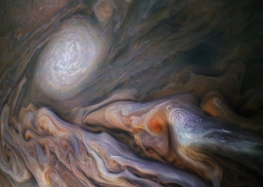 Winds of Jupiter