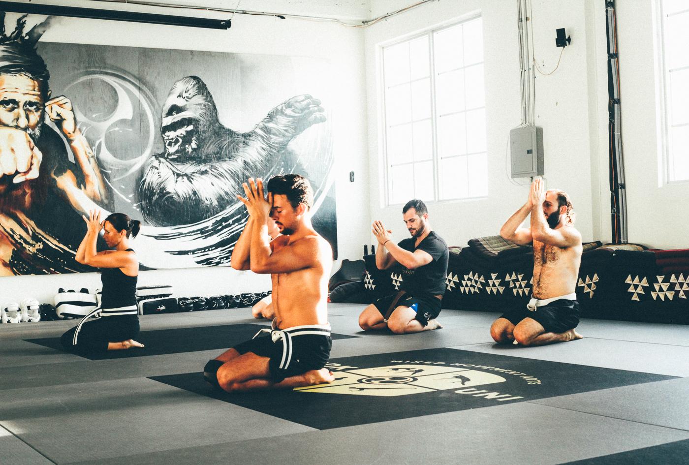 Budokon Yoga Uk