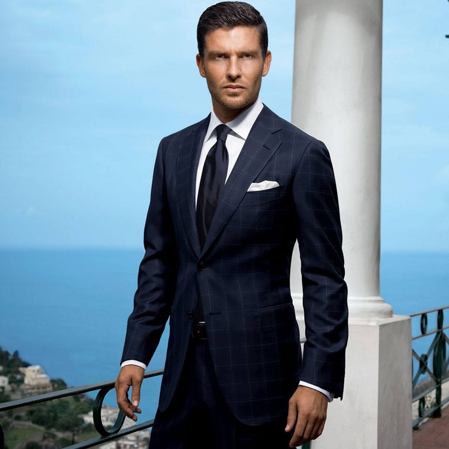 Want To Look Different? - Call Us Today For More Information. Uomo Offers Made to Measure Program.