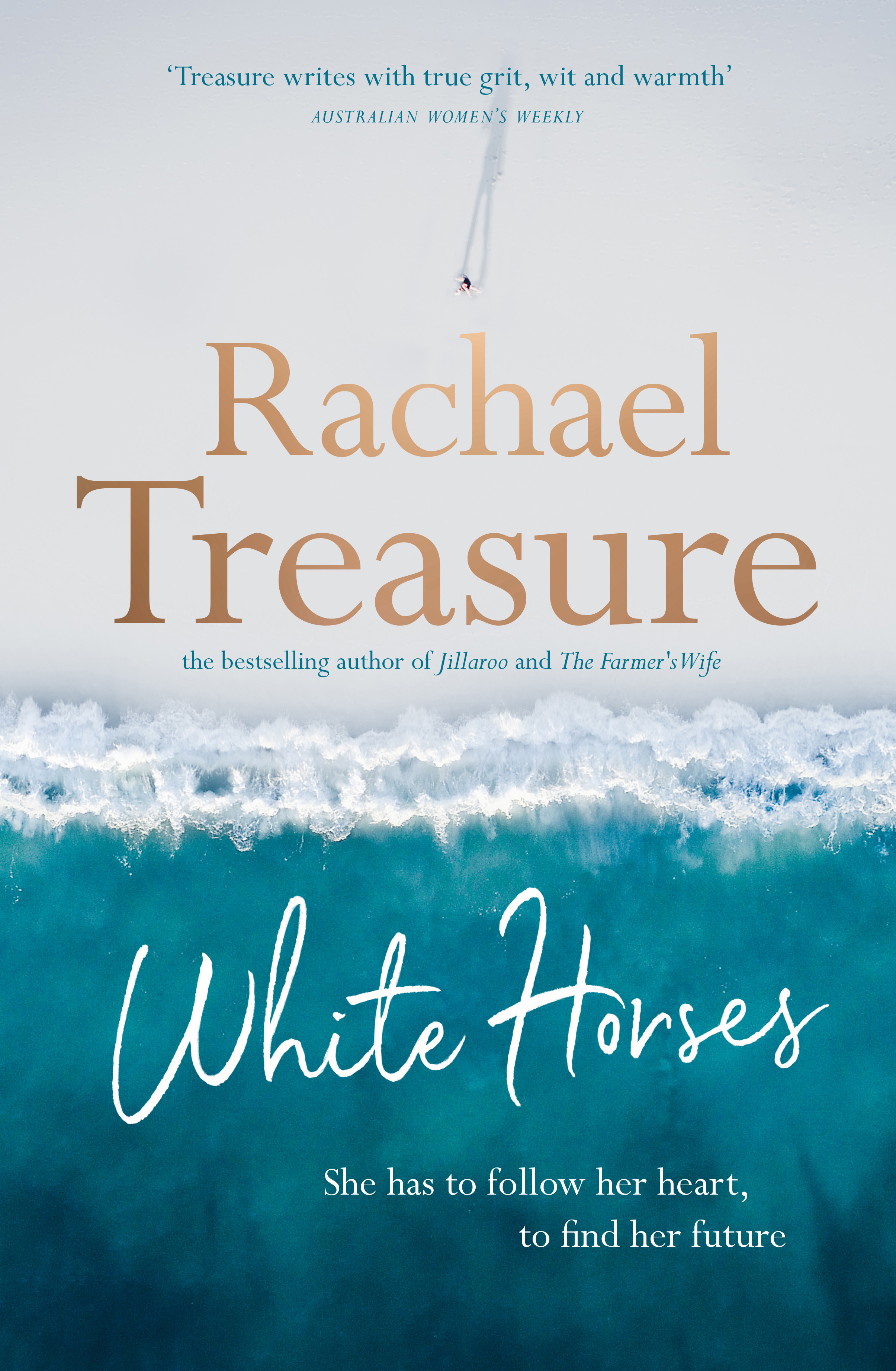 White Horses Cover