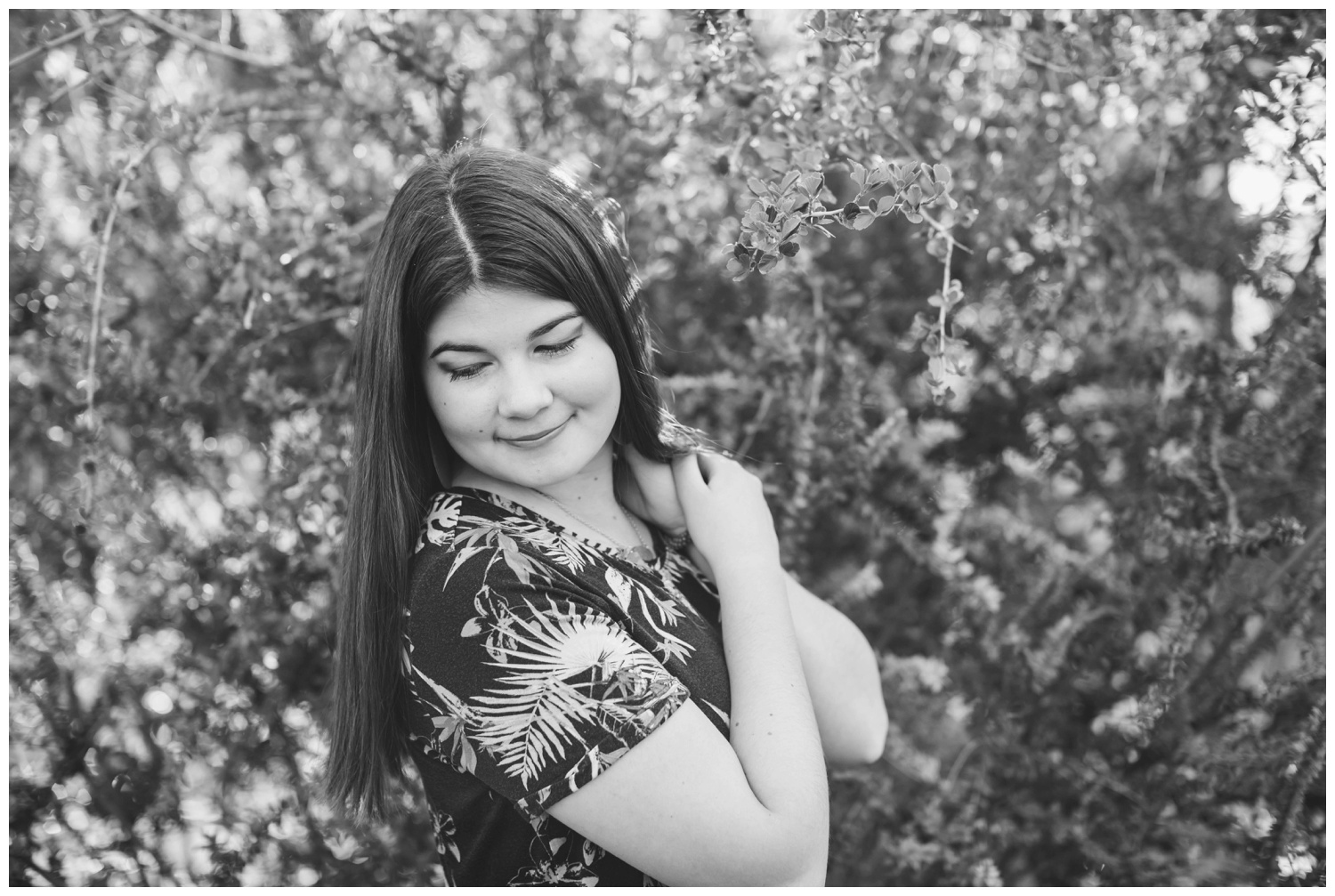 Las Vegas Senior Photographer graduation pictures