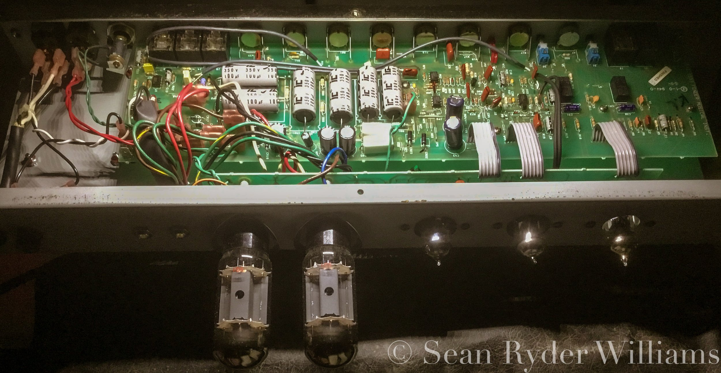 Fender Blues Deville - Damn PCB meets Tubes - Troubleshooting Fun…