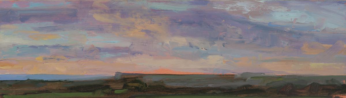 Downpatrick Sunset