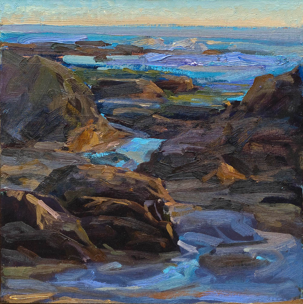 Late Summer, Crystal Cove