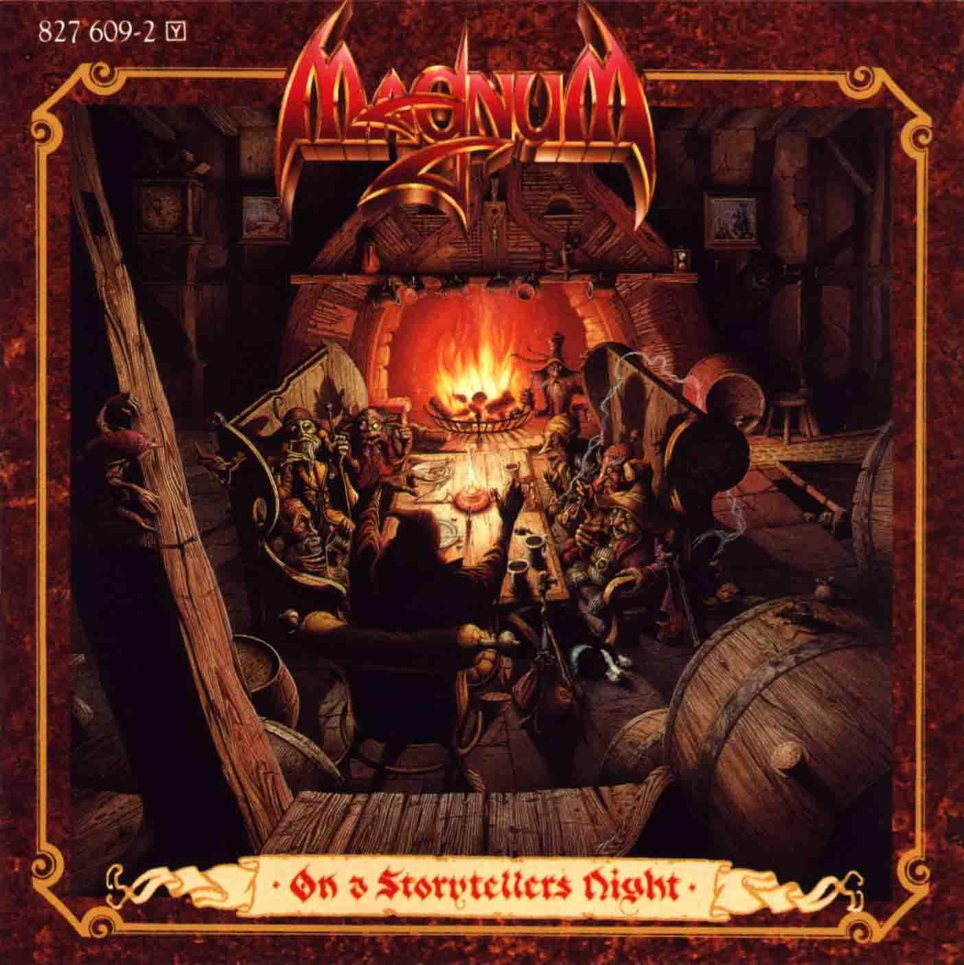 Magnum - On A Storyteller's Night