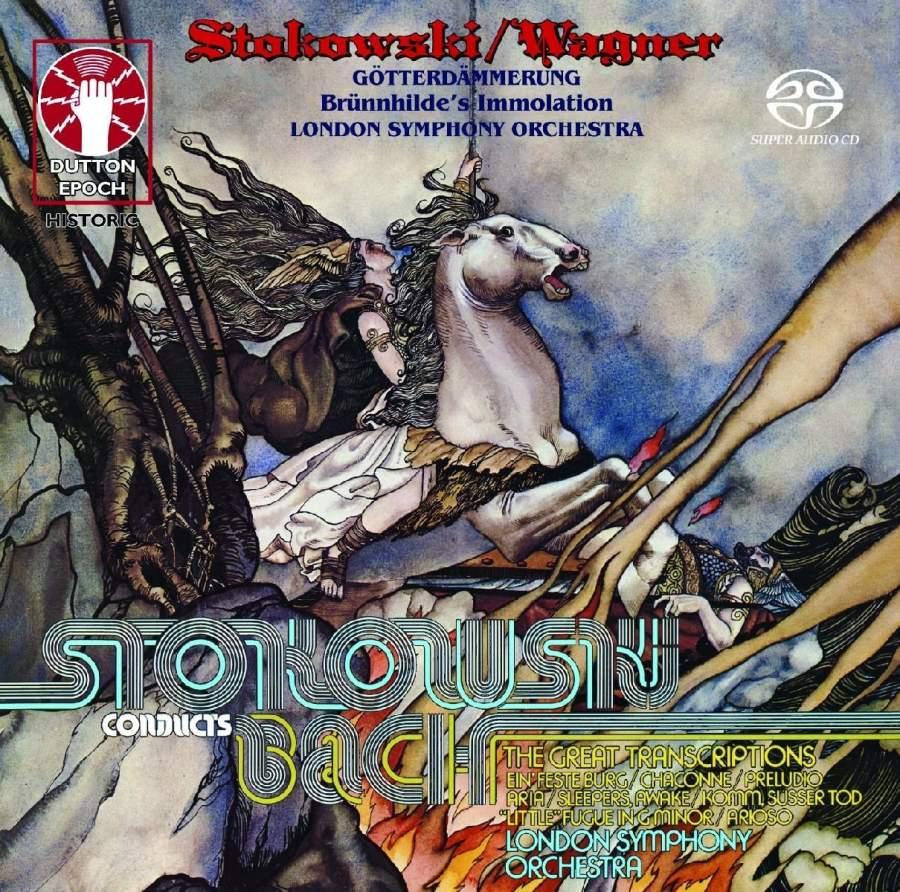 Gotterdammerung Highlights - Leopold Stokowski and The London Symphony Orchestra