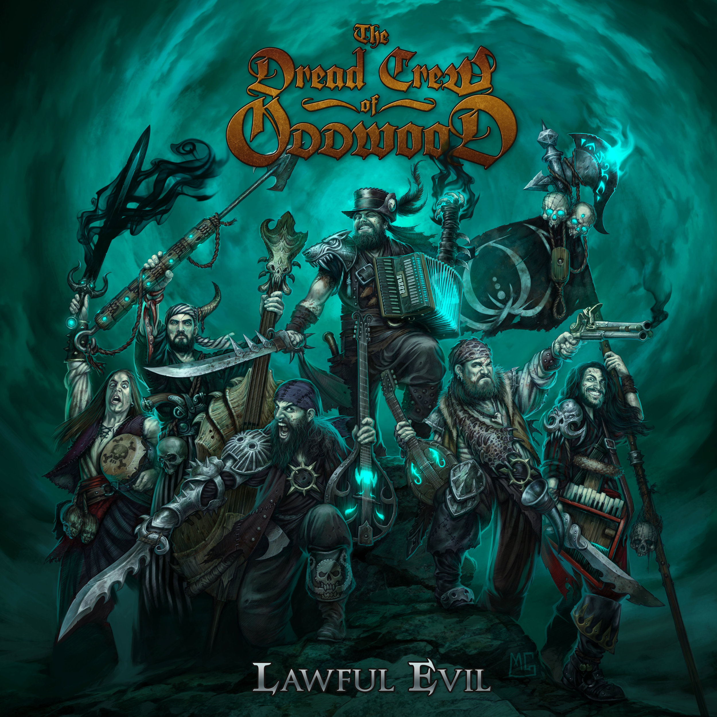 The Dead Crew of Oddwood – Lawful Evil