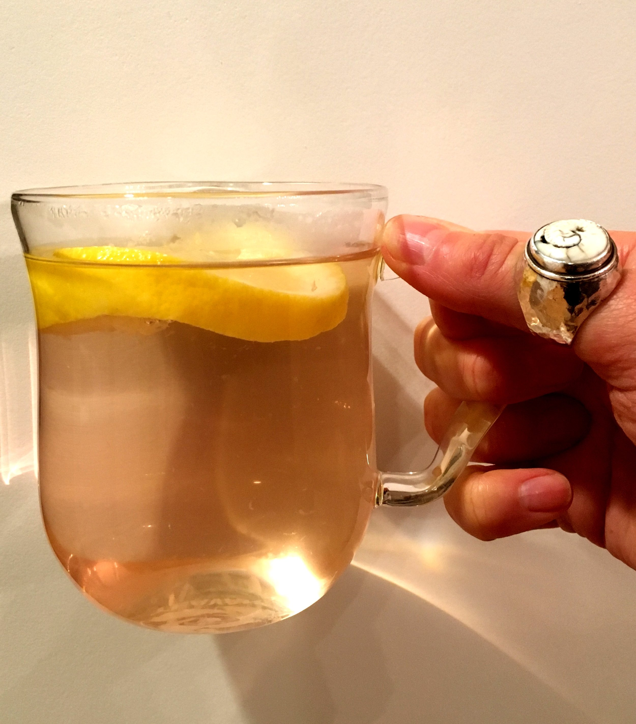 Greens liquid reserve longevity tea