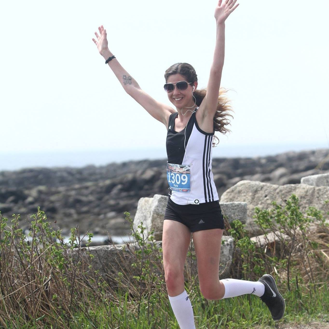 Maine Coast Marathon- May, 2015