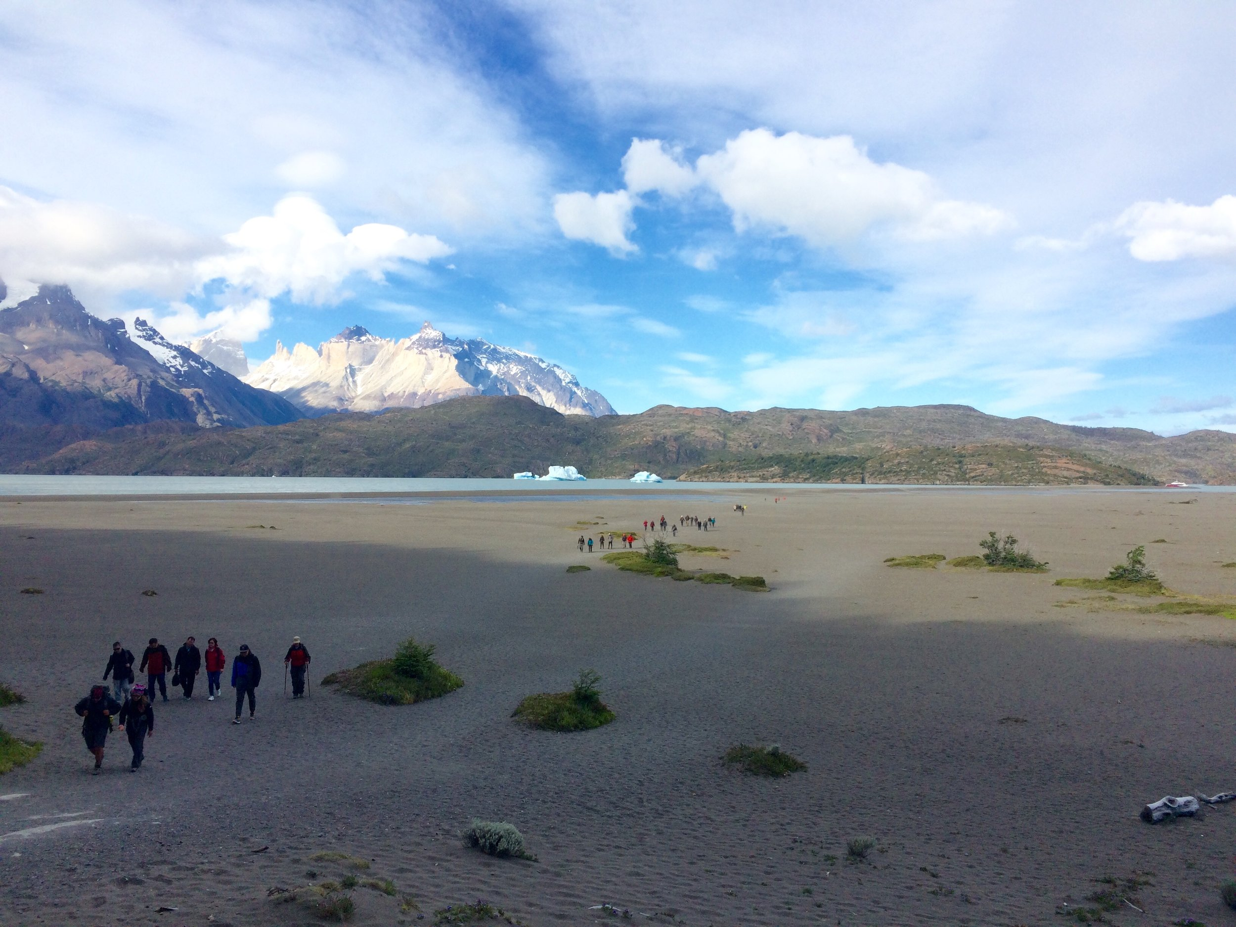 Ain't no mountain high enough: flash back Friday to my 5 weeks in Patagonia (November-December of 2017) where I had plenty of time to exercise, unwind, and engage in meaningful social interaction- all very important for brain health!