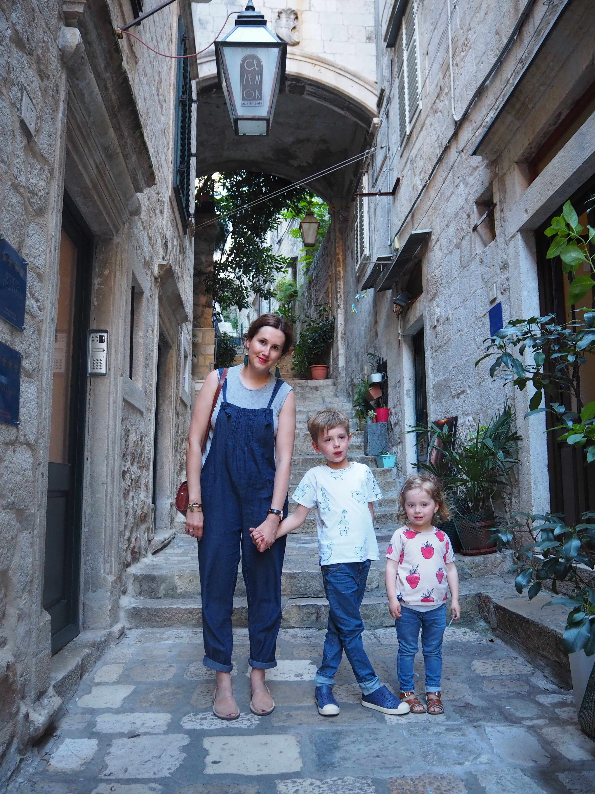 Off the beaten track in Dubrovnik