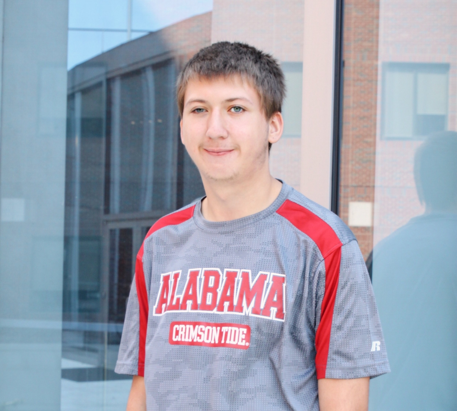 Trey - This is Trey Gober! After graduating from Holtville High School in May 2019, Trey is planning on pursuing a degree in robotic engineering at CACC. Trey loves his younger brother and sister. He has a passion for Alabama football, and will ruin your pride in a trivia contest in anything UA-sports related. Trey enjoys the simple things in life, with chicken and pizza topping his list of foods and his favorite color being red. Trey has been heavily involved with the scouts throughout his upbringing. During stressful times, Treys relies on the soothing feel of a dog's fur coat to raise his spirits. This is Trey's 2nd year with UADM, and he has enjoyed being a role model for all the younger kids involved in UADM.