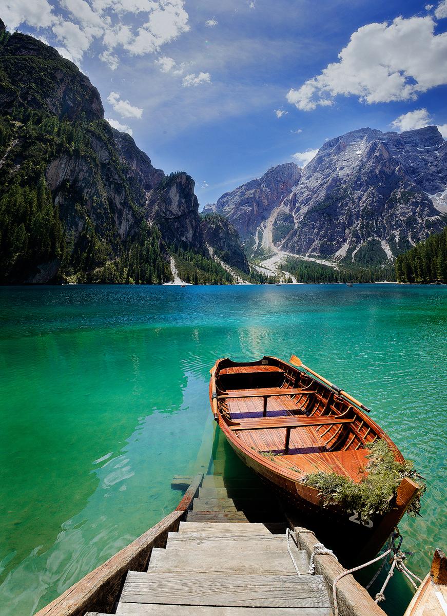 Lago Di Braises