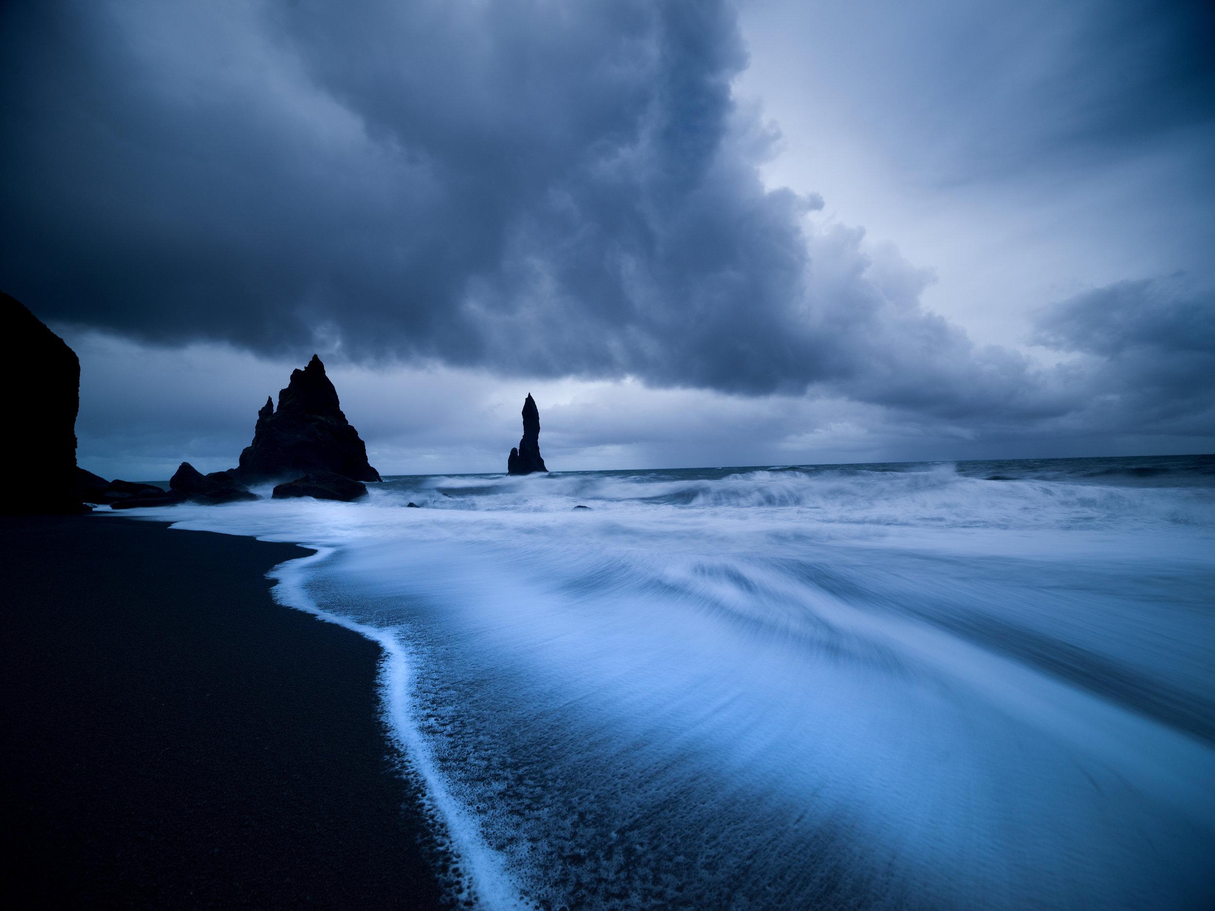 Vík Beach Iceland