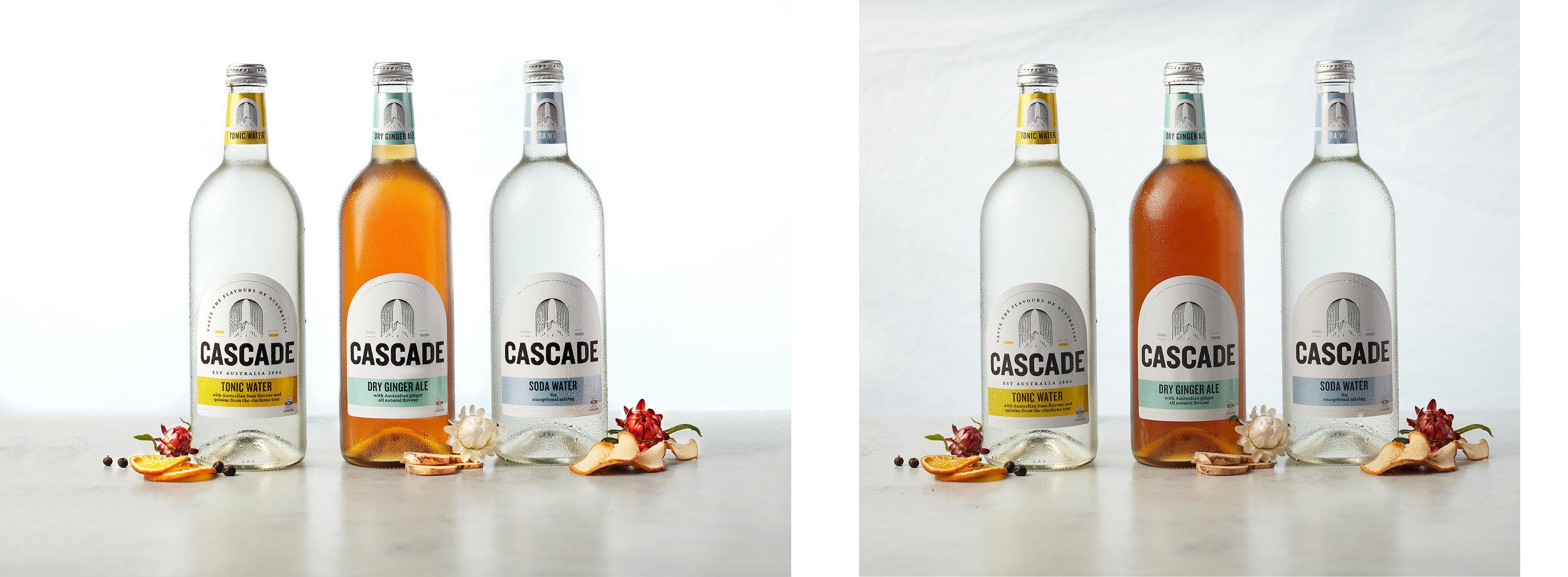 Image for Cascade - Coca Cola Amatil