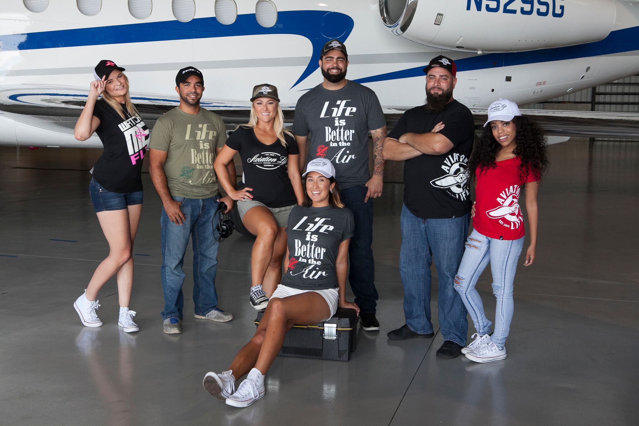 Our story - Aviation Life was established in 2014. Aviation Life is a clothing line for aviation enthusiasts and aviation people to be able to represent their love for aviation style in something we like call