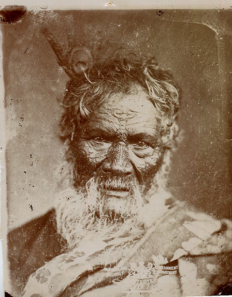 Hōri Kīngi Te Ānaua was a Ngāti Ruaka Rangatira.  He was a Treaty of Waitangi signatory and an ally to the British government; later becoming a magistrate and land assessor.  He was suggested as a candidate for the Māori King, but declined the offer.