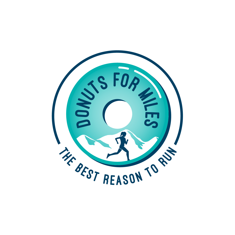 Donuts for Miles | Branding by Casi Long Design | www.casilong.com #casilongdesign