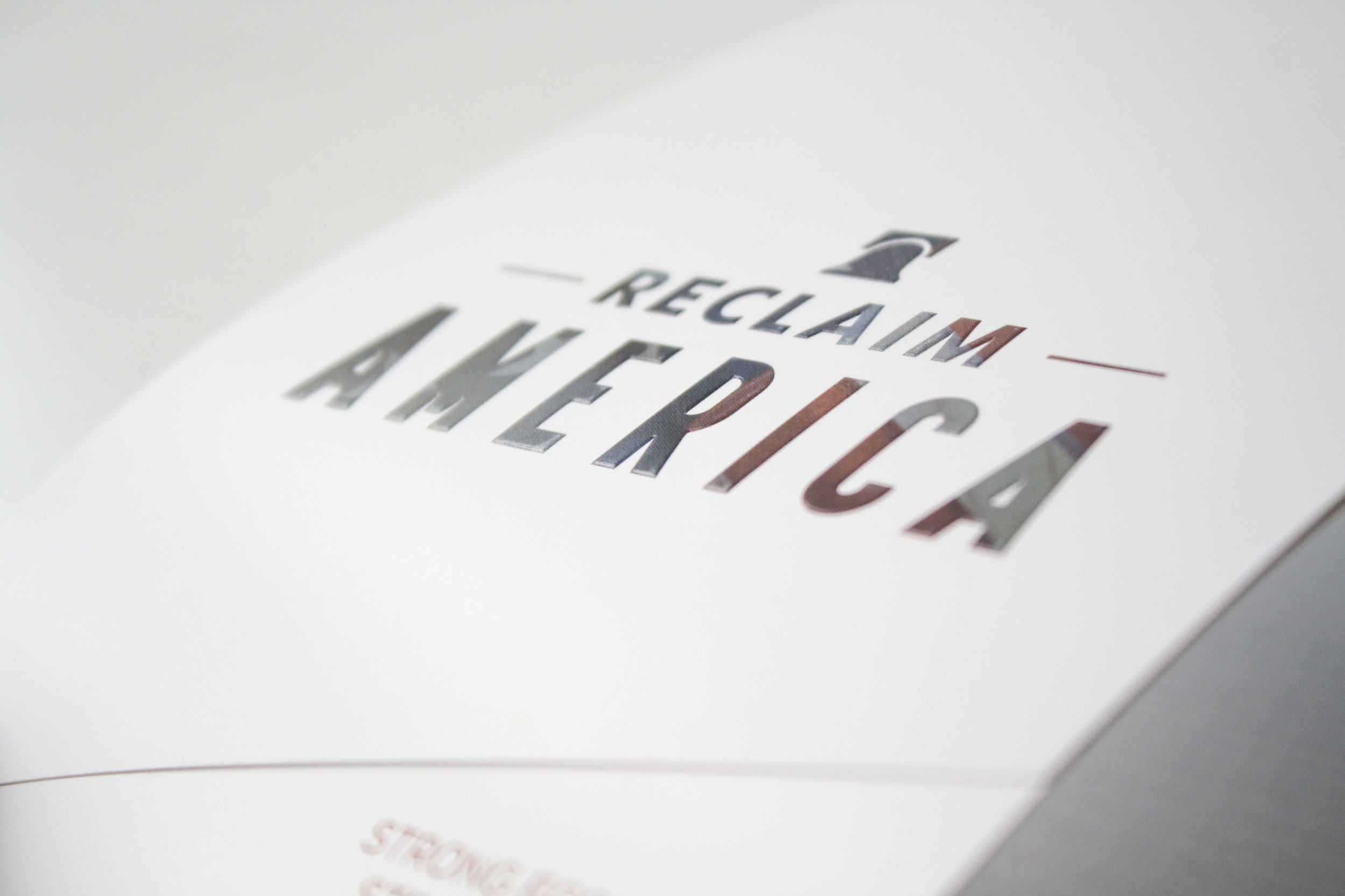 Reclaim America Campaign | Corporate Event Invitation | Casi Long Design | casilong.com:portfolio | #casilongdesign #fearlesspursuit 3.jpg