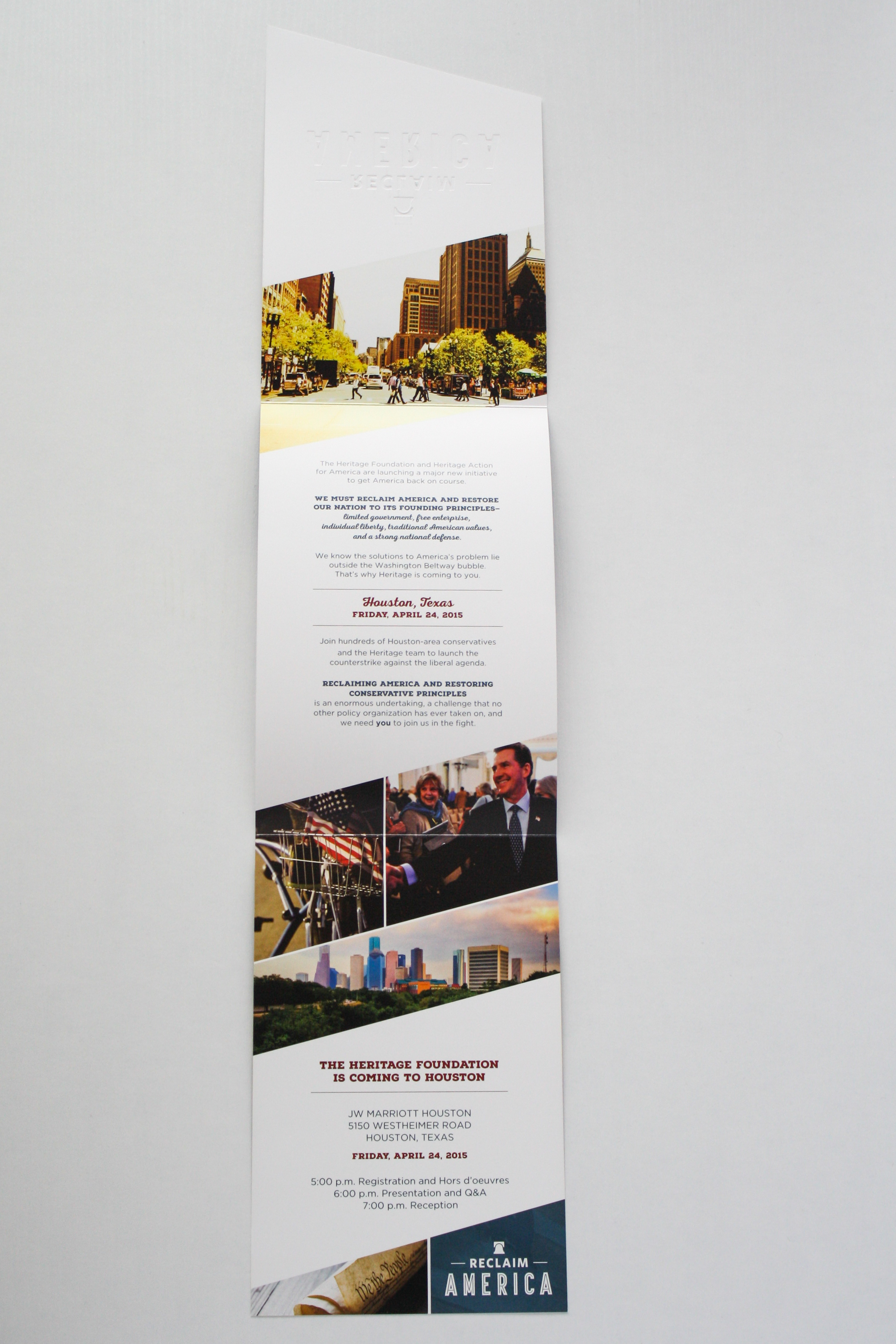 Reclaim America Campaign | Corporate Event Invitation | Casi Long Design | casilong.com:portfolio | #casilongdesign #fearlesspursuit 6.jpg
