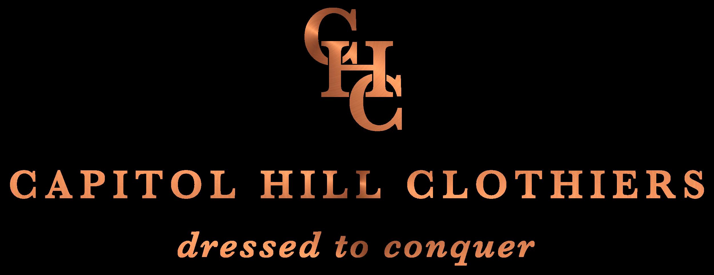 Capitol Hill Clothier Branding by Casi Long Design | casilong.com