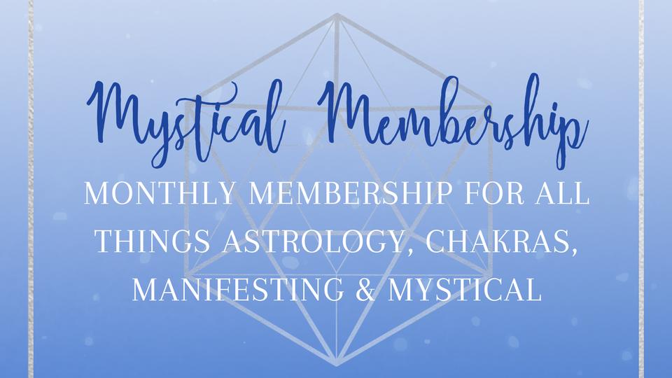 <font size=4.5>Mystical Membership $45</font>