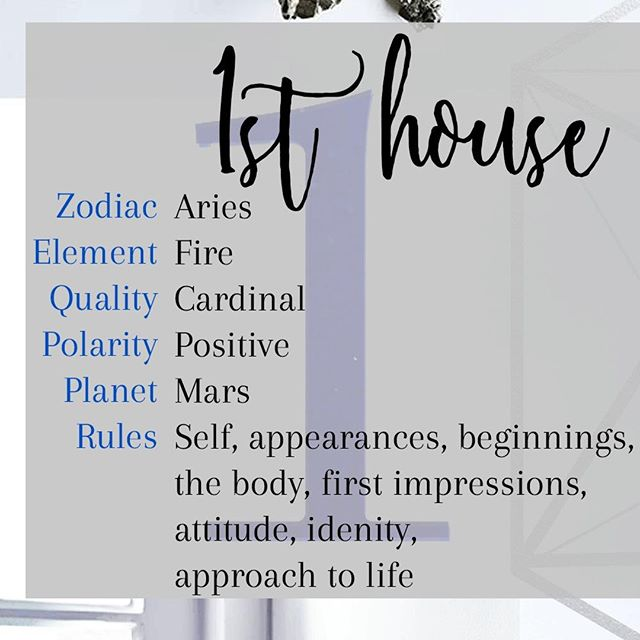 Here are some quick facts about the 1st house.⠀⠀⠀⠀⠀⠀⠀⠀⠀ Let me know in the comments & I'll share something fun about that placement!⠀⠀⠀⠀⠀⠀⠀⠀⠀ Do you know what sign your first house is in? Mine is in Scorpio so I can approach life in an deeply emotional way and blend in with my surroundings like all the time....⠀⠀⠀⠀⠀⠀⠀⠀⠀ #ariesseason #aries #astrology #astrologyposts #astrologylessons #birthchartreading #birthchart