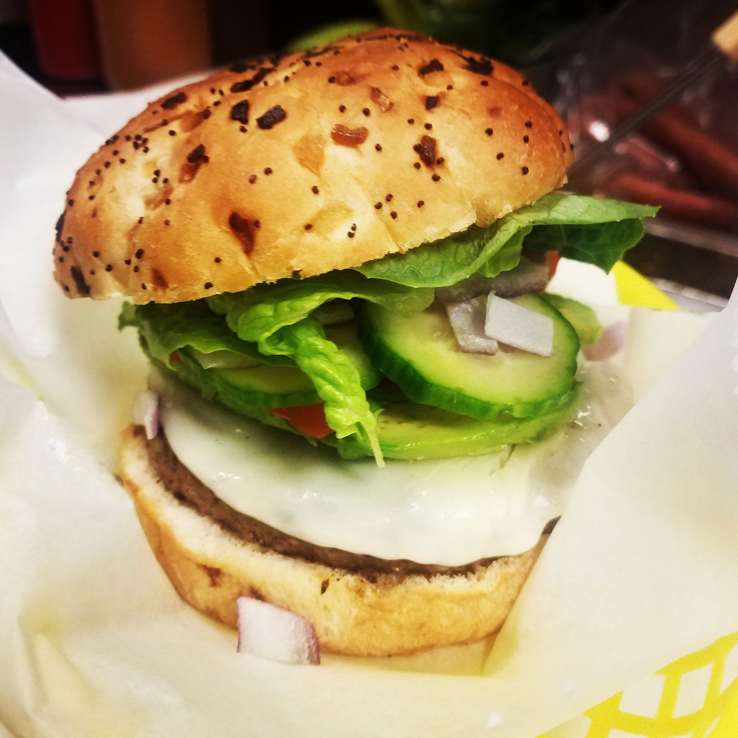 West Coast Burger