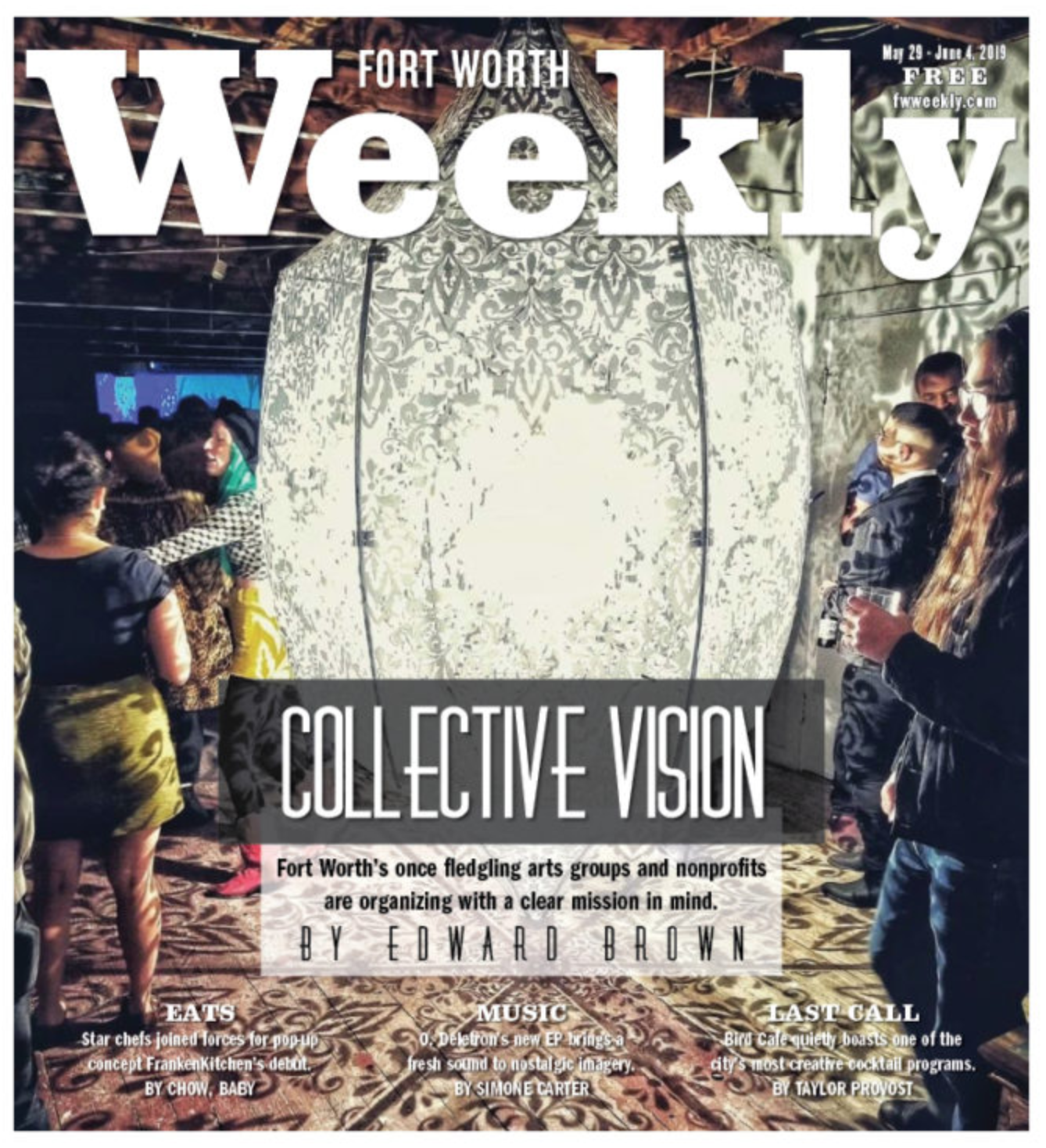 Fort Worth Weekly Collective Vision