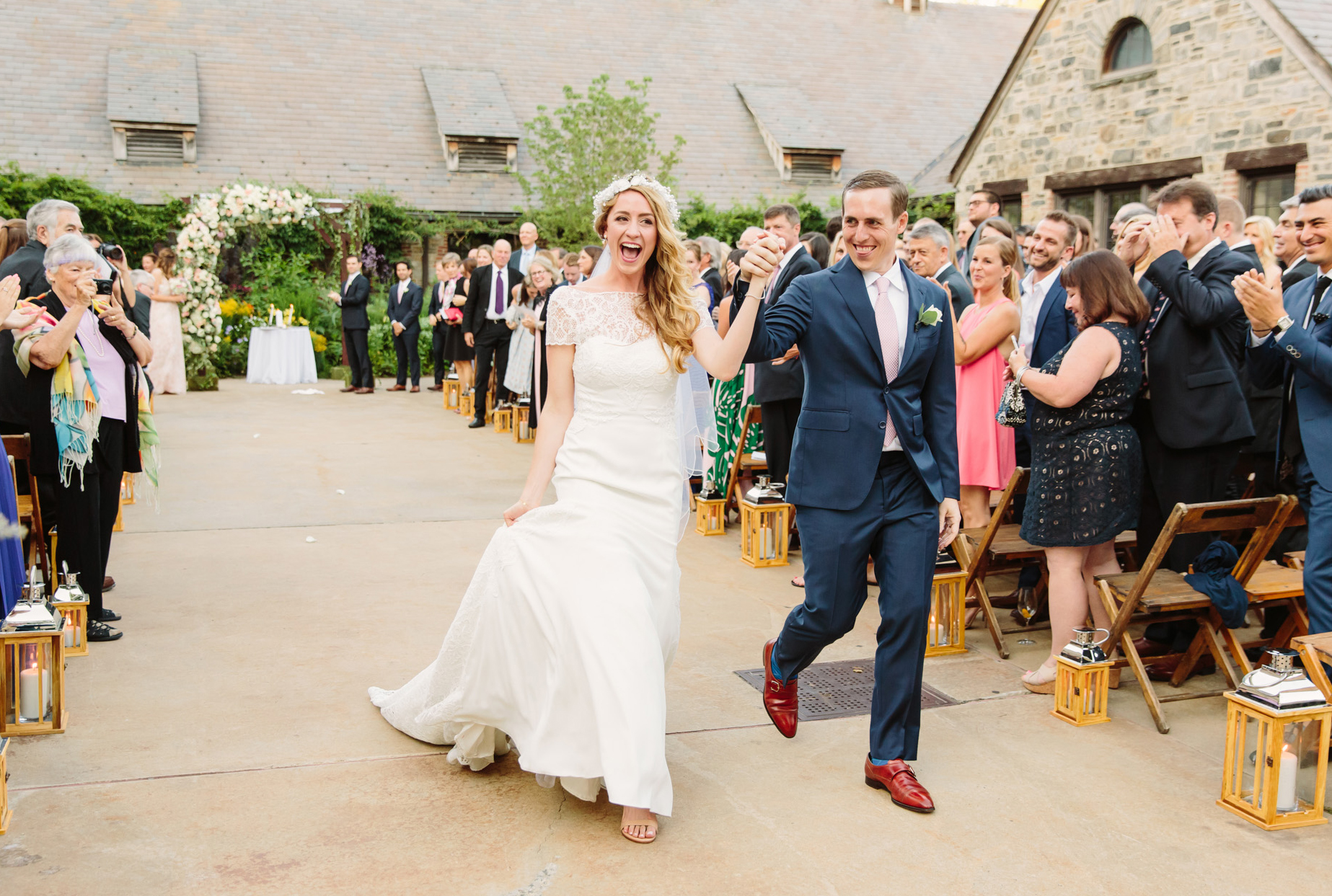 jessica & ted - blue hill at stone barn