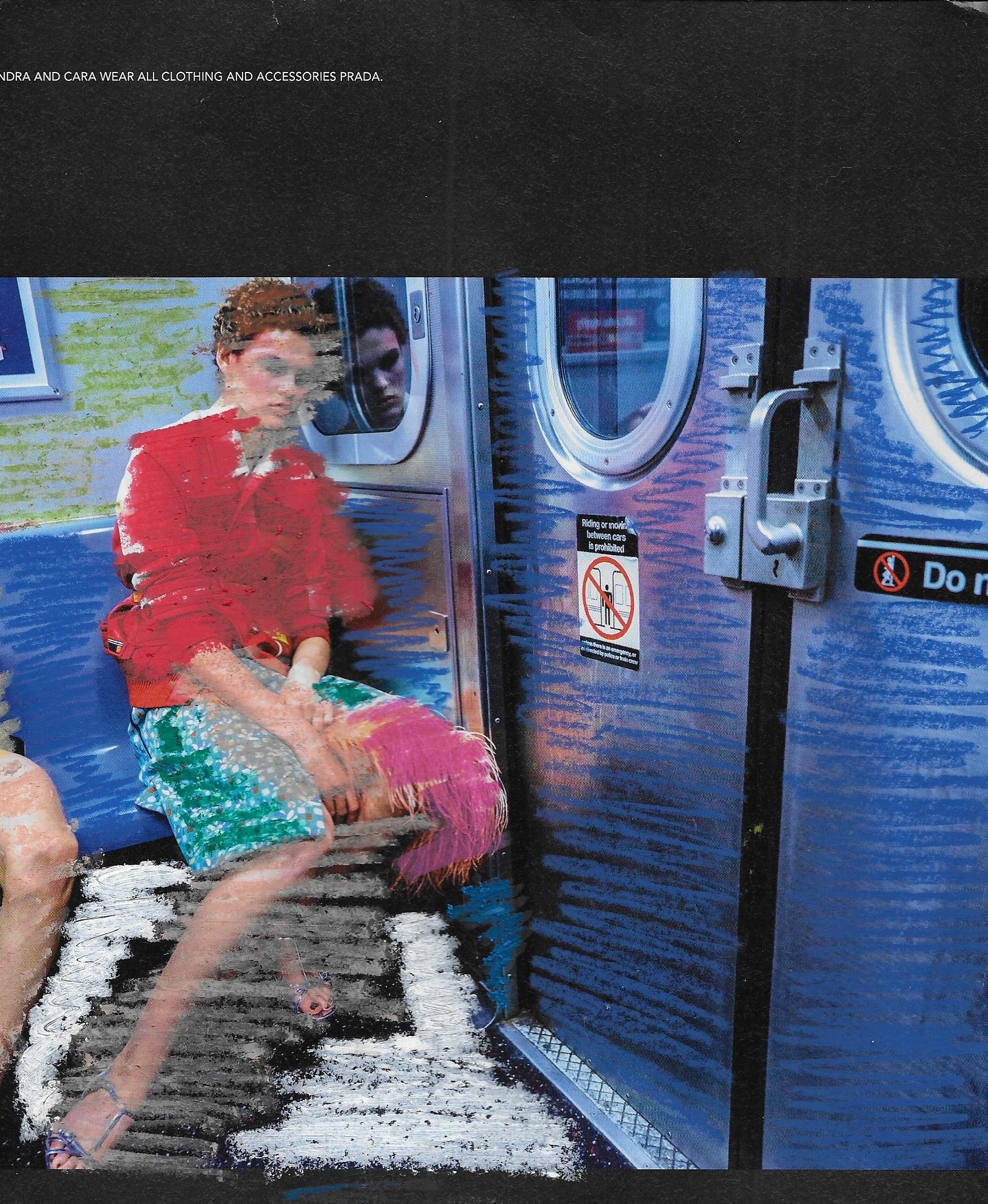 Reflection (Train)