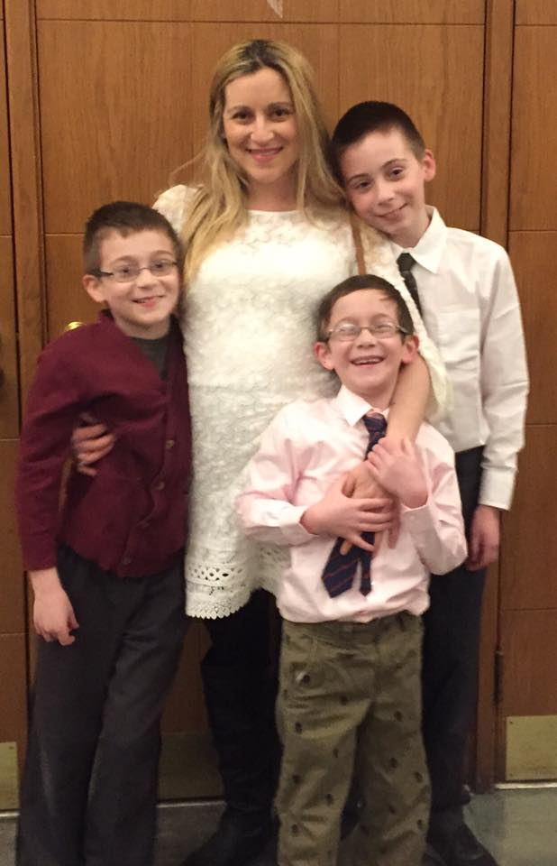 ABOUT THE AUTHOR:   Carly is a mother of three whose son faced an undiagnosed, life-threatening illness.