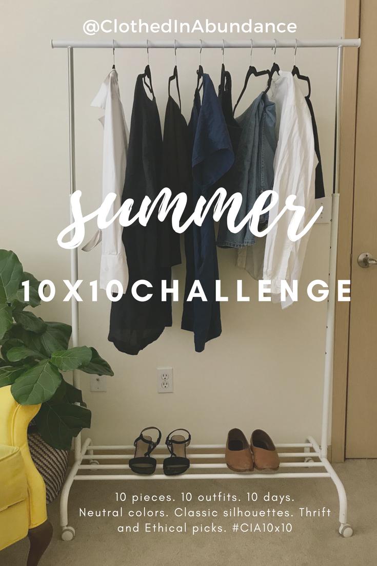 Summer10x10challenge-ClothedInAbundance