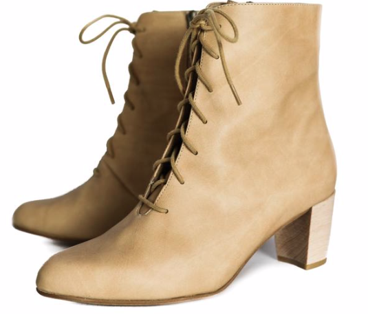 Bhava NY Clothed In Abundance Semi-Affordable Ethical Fashion Brands Best Boots