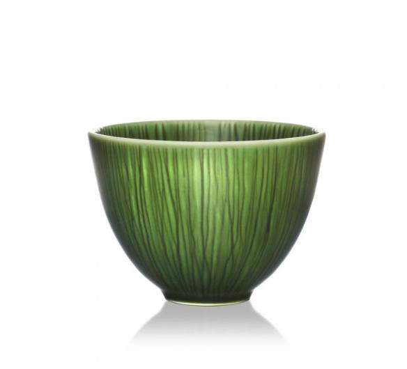 Grøn teskål 180 ml.