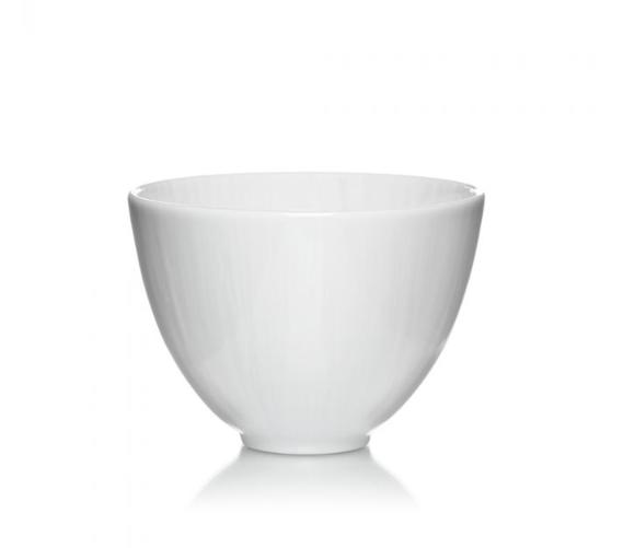 Hvid teskål 180 ml.