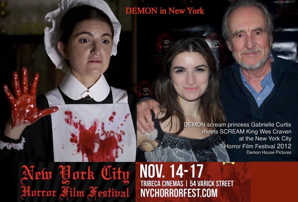 Demon in New York
