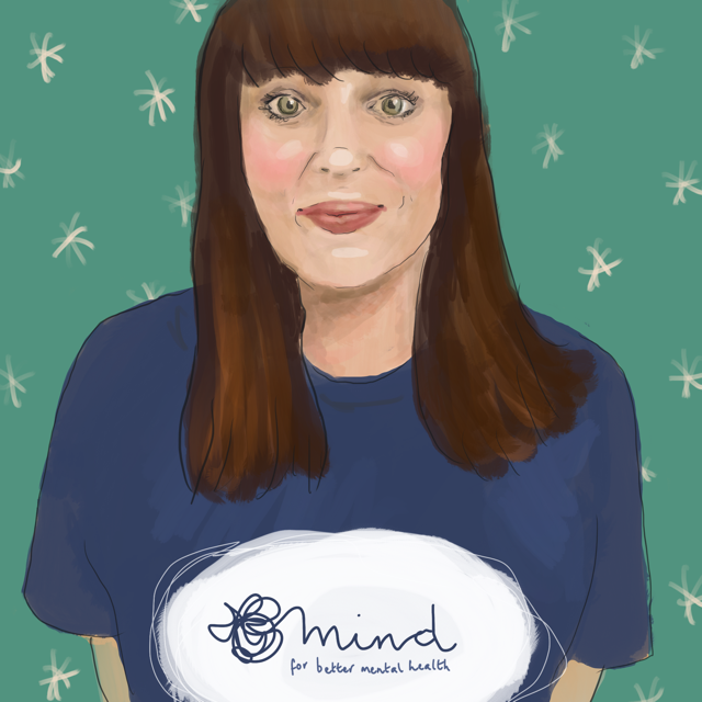 One of the pimped profiles raising money for Mind.