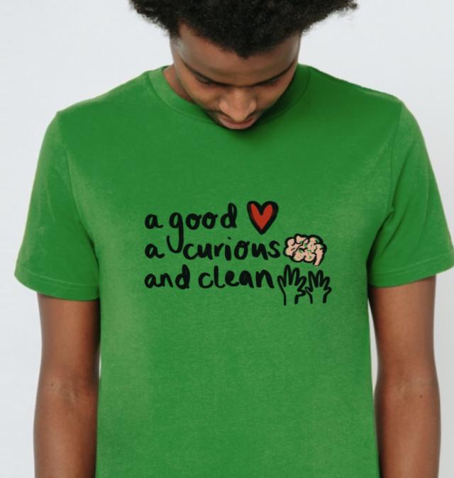 £19 Organic Essentials tee