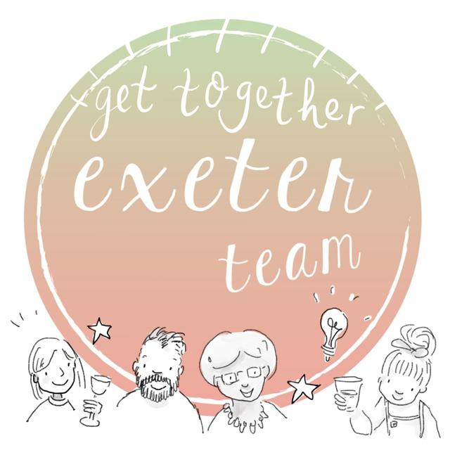 Exeter Etsy Team marketing image